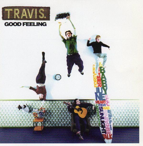Travis - Good Feeling - LP