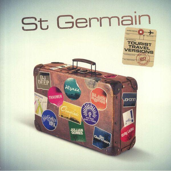 St. Germain - Tourist Travel Versions - 2LP