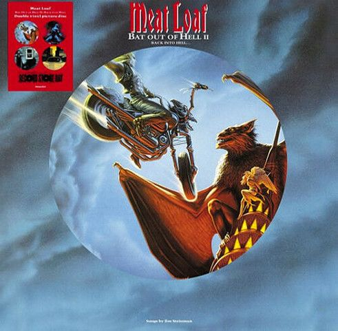 Meat Loaf - Bat Out Of Hell II: Back Into Hell - 2LP
