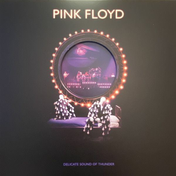 Pink Floyd - Delicate Sound Of Thunder - 3LP