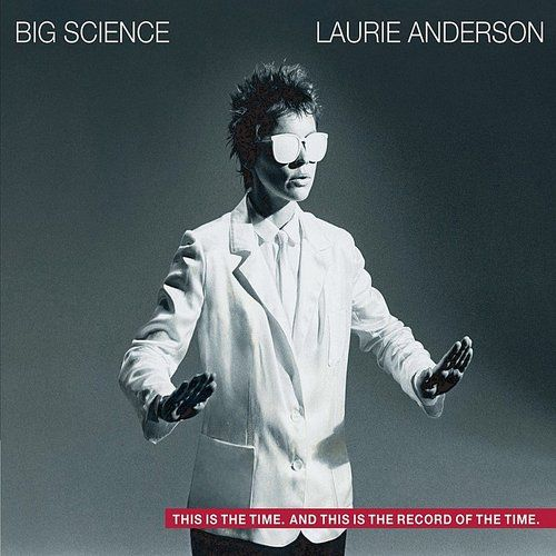 Laurie Anderson - Big Science -LP