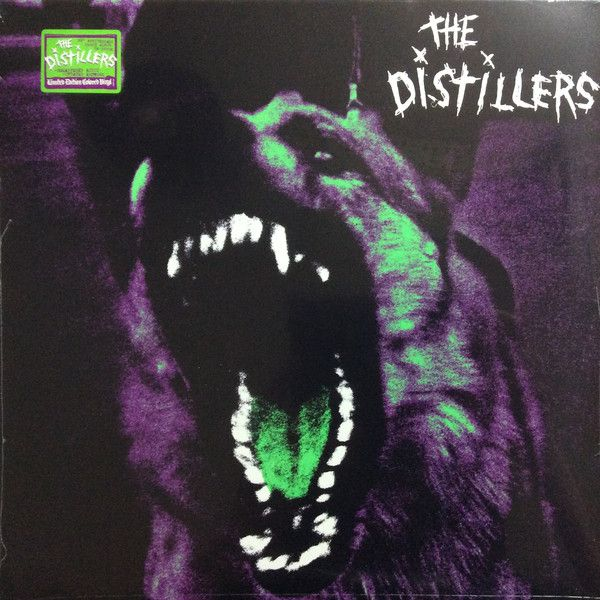 The Distillers - The Distillers - LP