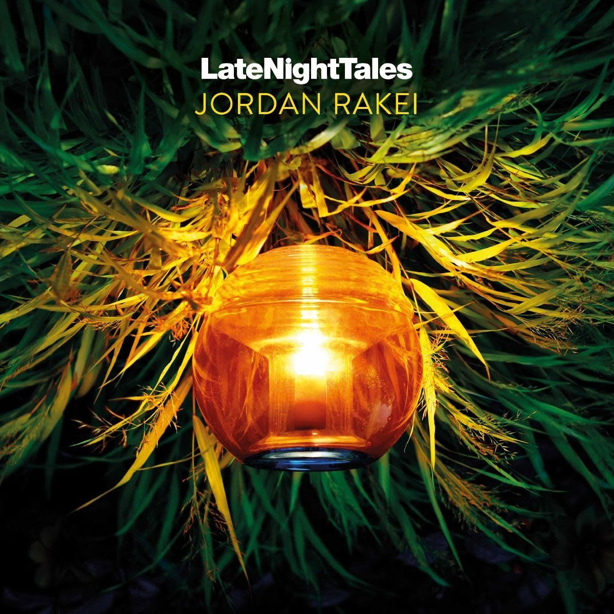 Jordan Rakei - Late Night Tales - 2LP Lim.