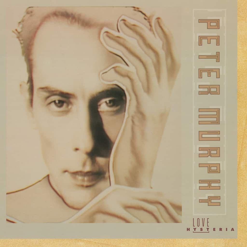 Peter Murphy - Love Hysteria - LP