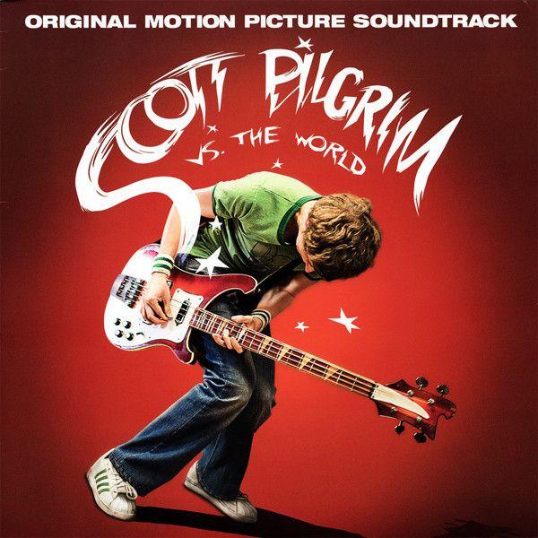 Various Artists - Scott Pilgrim Vs. The World - LP