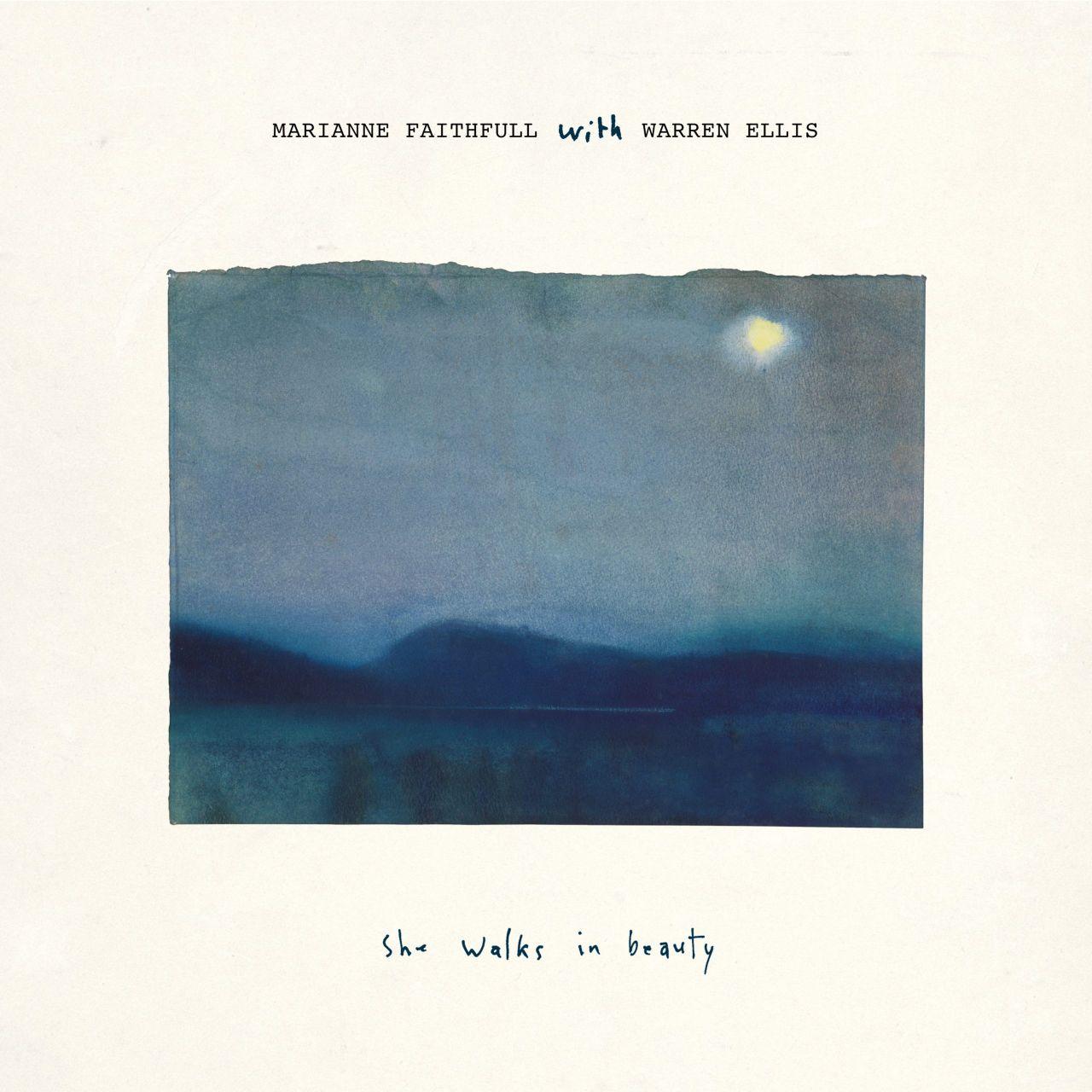 Marianne Faithfull & Warren Ellis - She Walks In Beauty - 2LP