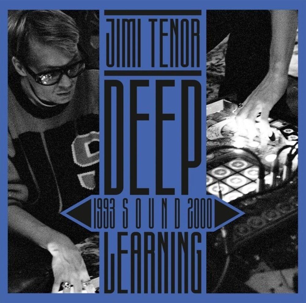 Jimi Tenor - Deep Sound Learning (1993-2000) - 2LP