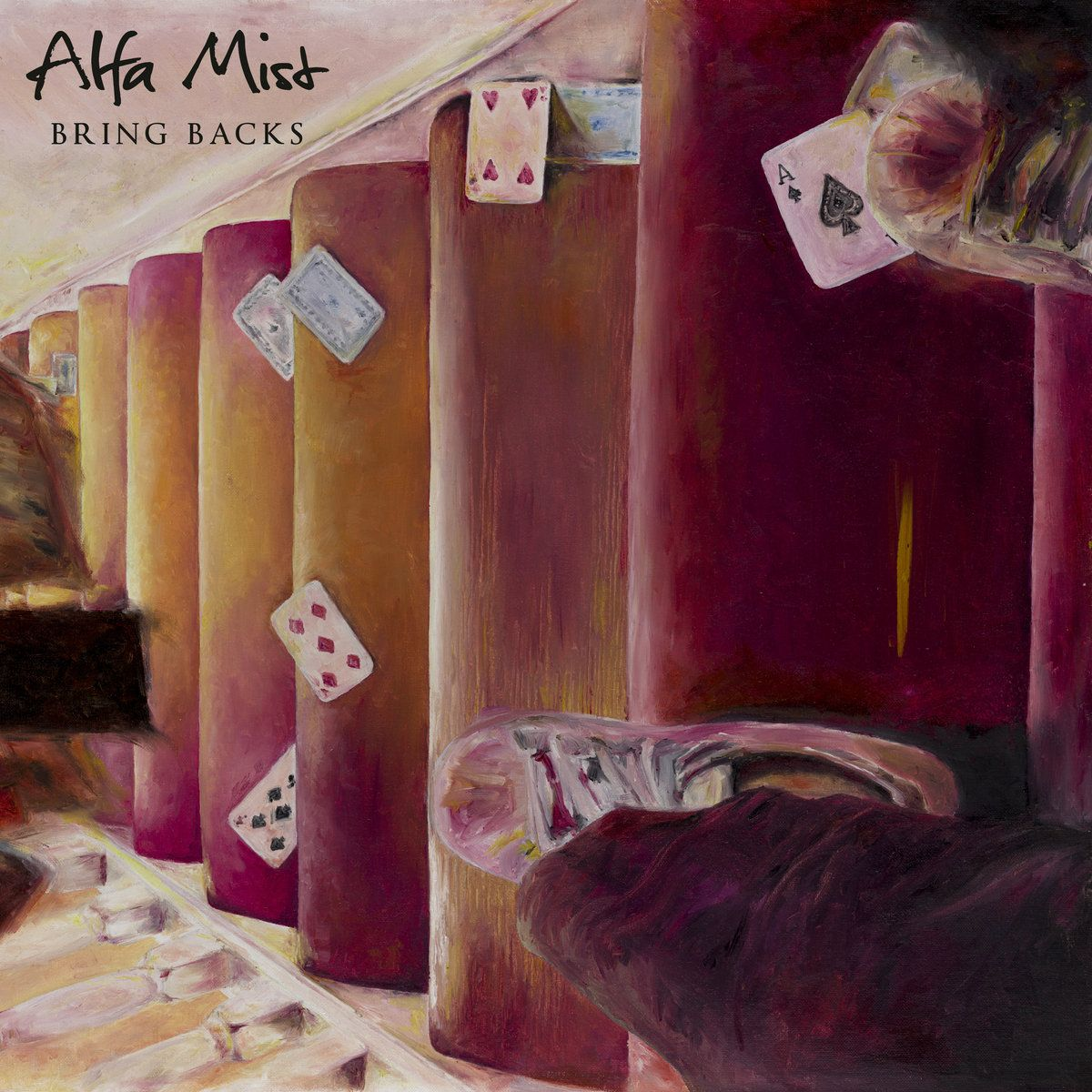 Alfa Mist - Brings Back - LP