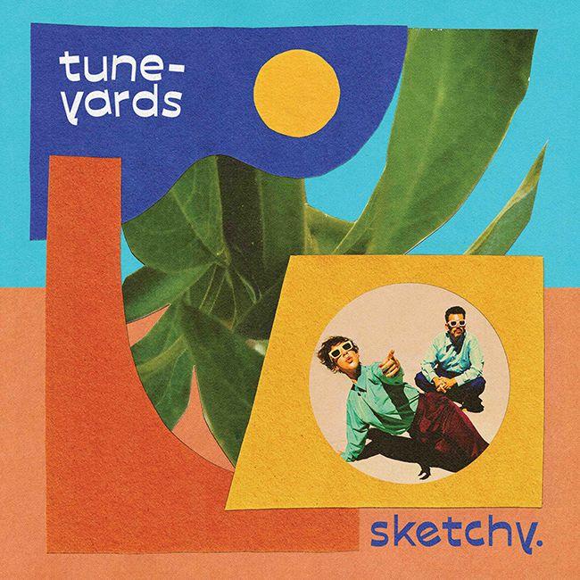 Tune-Yards - Sketchy - LP