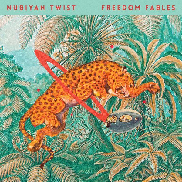 Nubiyan Twist - Freedom Fables - 2LP
