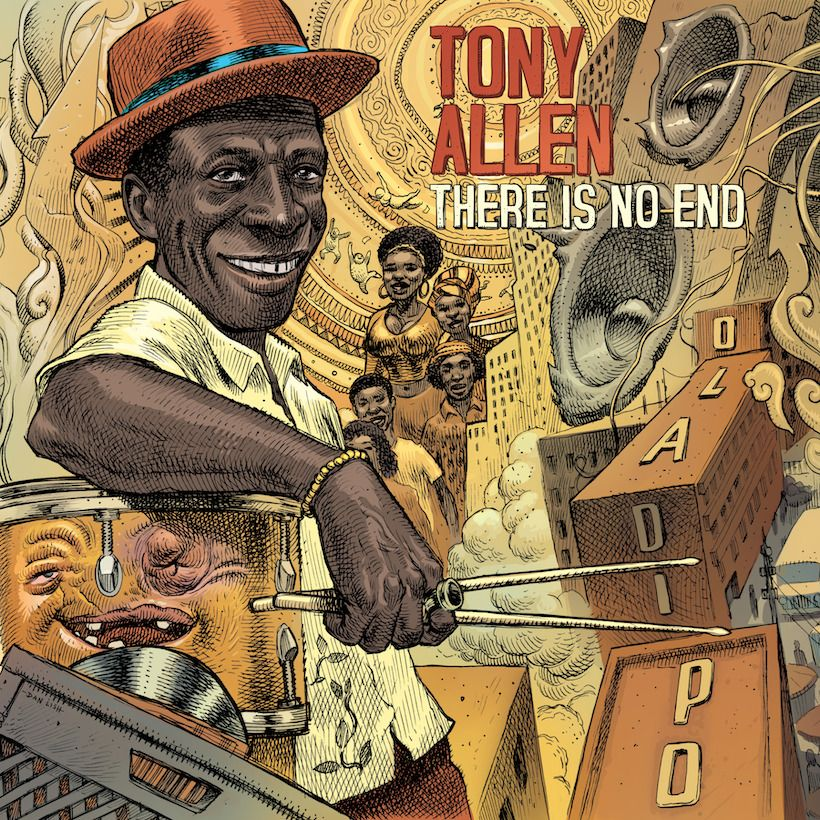 Tony Allen - There Is No End - 2LP