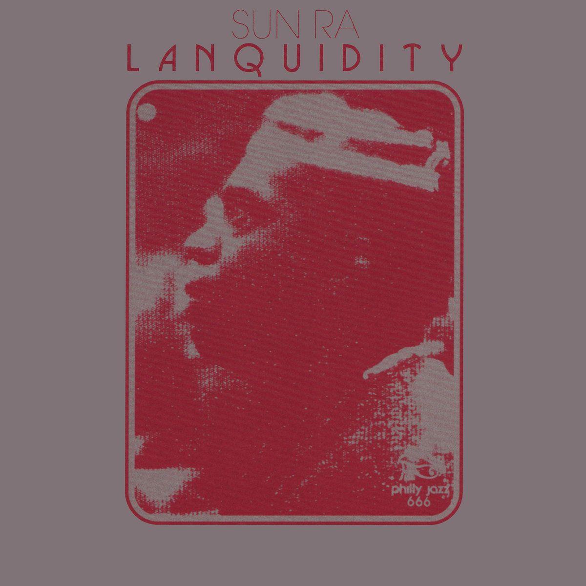 Sun Ra - Lanquidity - 4LP
