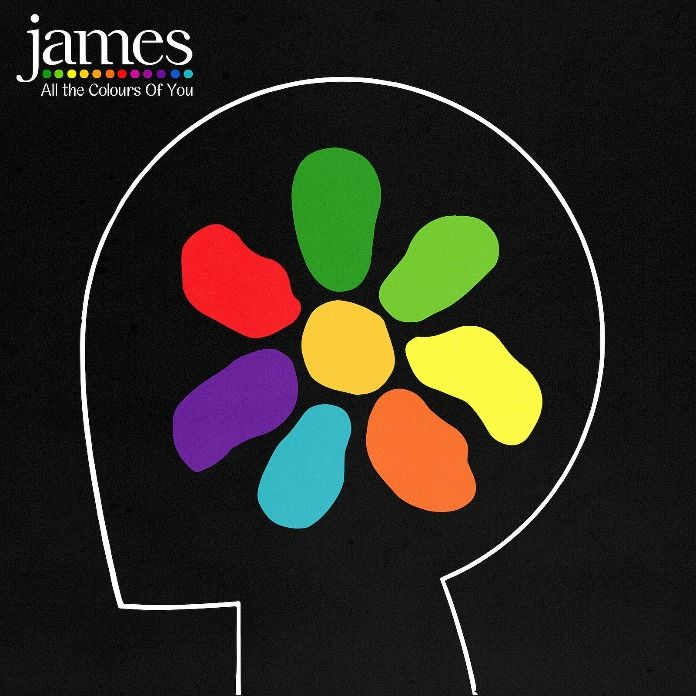 James - All The Colours Of You - 2LP