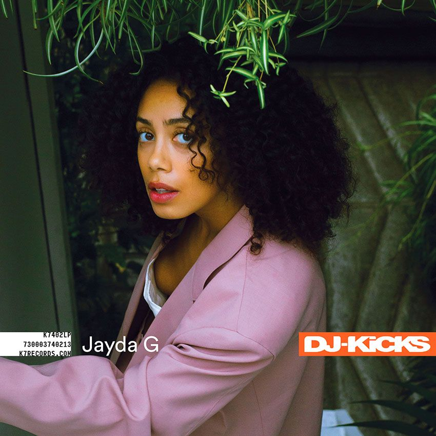 Jayda G - DJ Kicks - CD