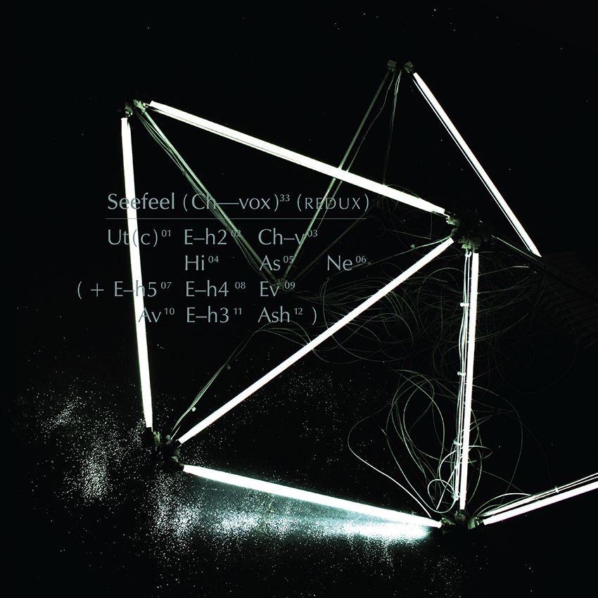 Seefeel - Ch Vox (Redux) - 2LP