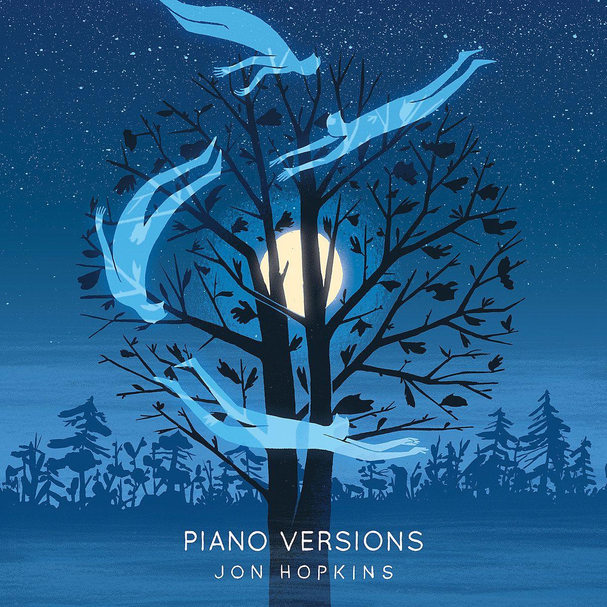 Jon Hopkins - Piano Versions EP - LP