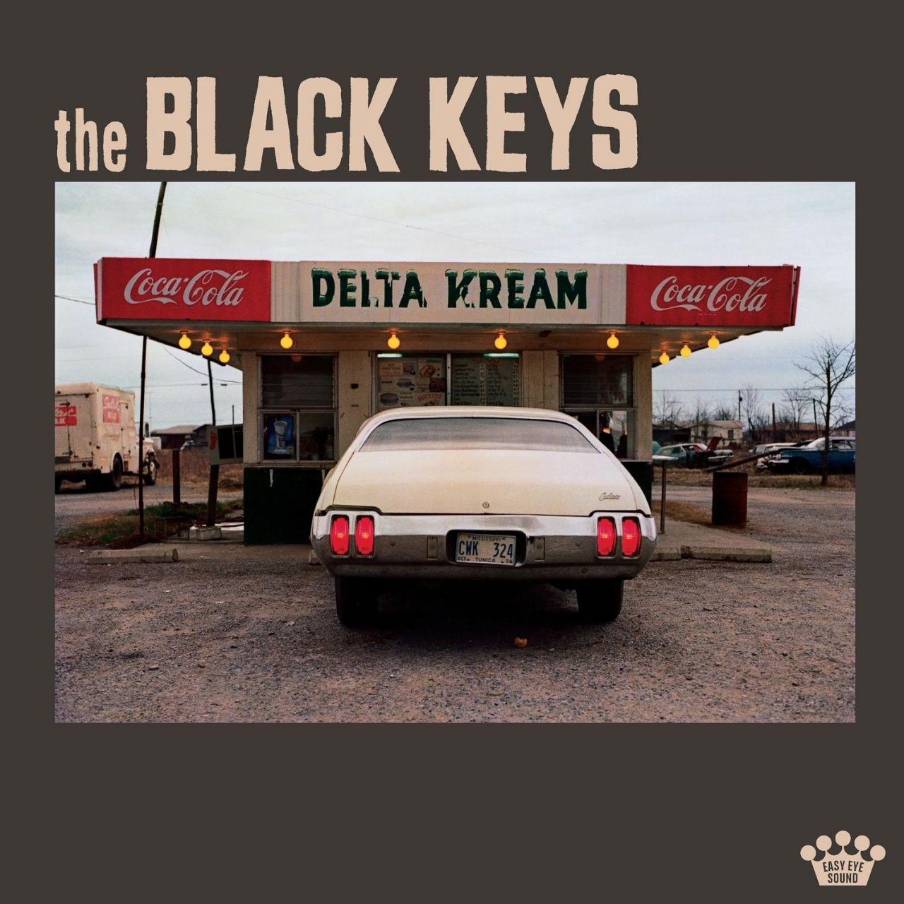 The Black Keys - Delta Kream - 2LP