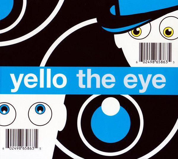 Yello - The Eye - 2LP