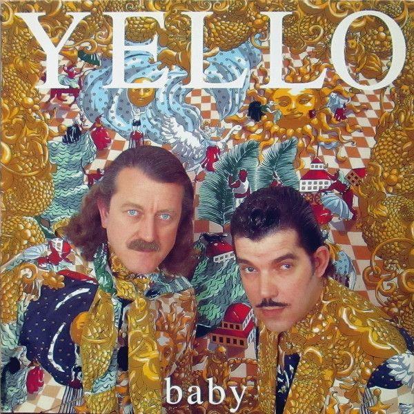 Yello - Baby - LP