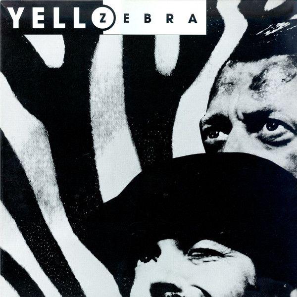 Yello - Zebra - LP