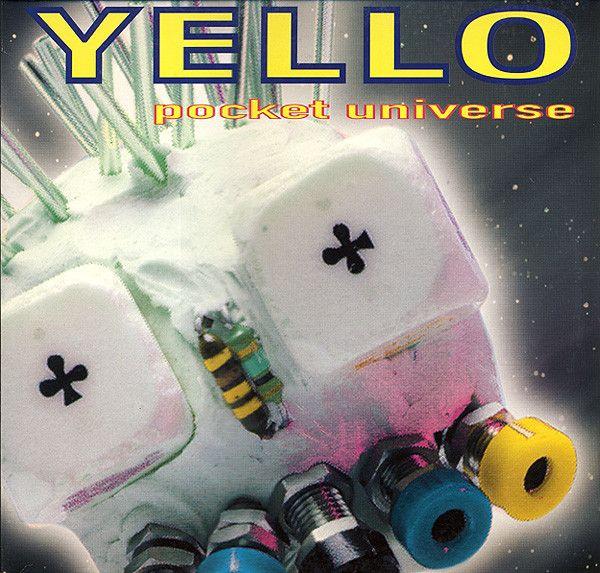 Yello - Pocket Universe - 2LP