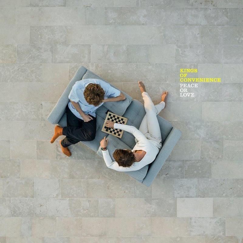 Kings Of Convenience - Peace Or Love - LP