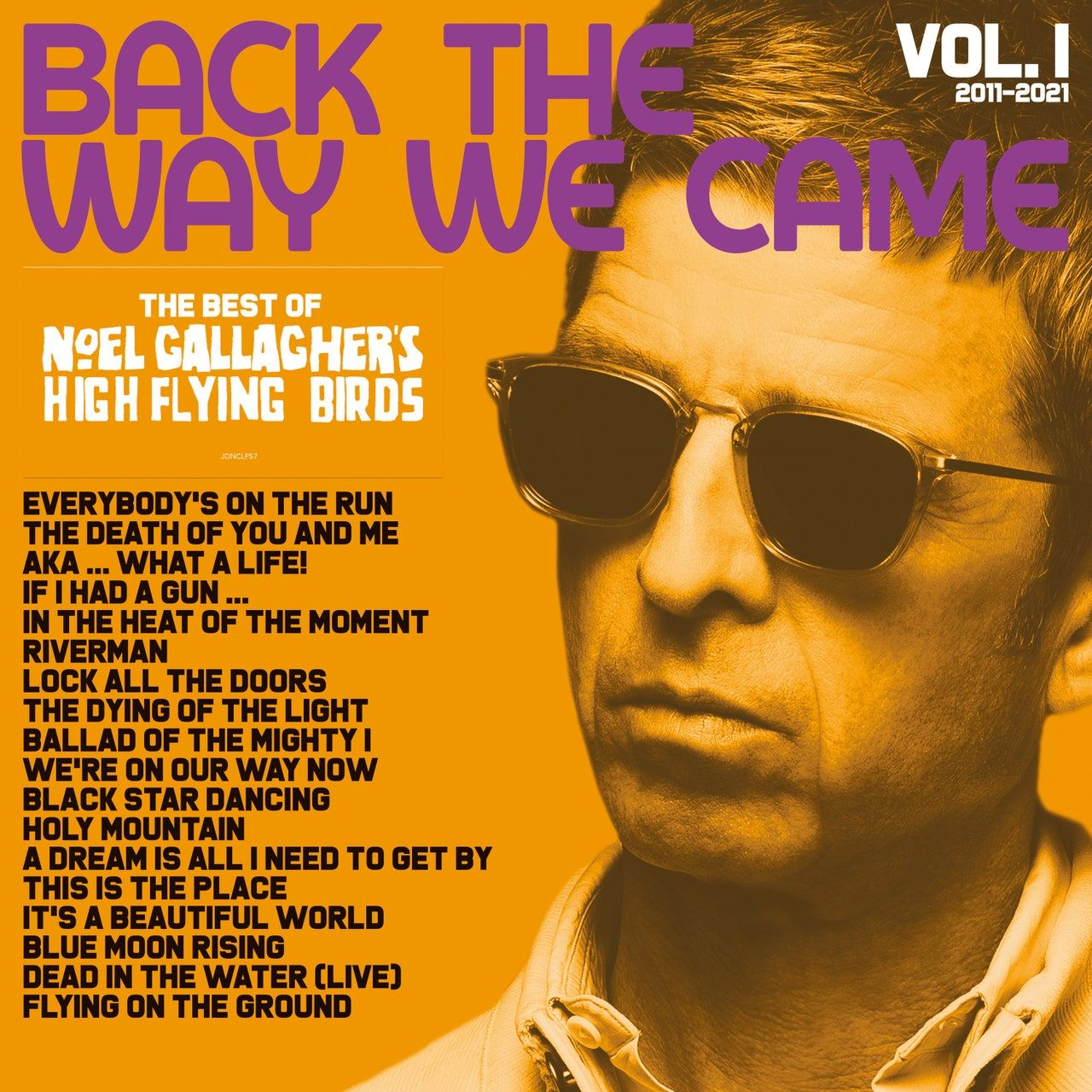 Noel Gallagher's High Flying Birds - Back The Way We Came: Vol 1 (2011-2021) - 2LP