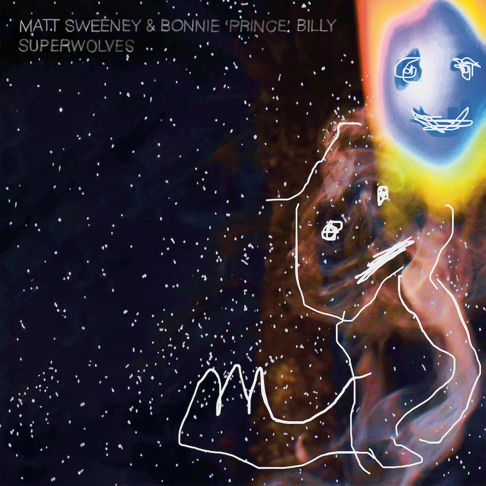 Matt Sweeney & Bonnie Prince Billy – Superwolves - LP