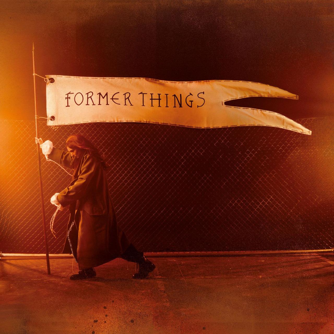 Lonelady - Former Things - CD