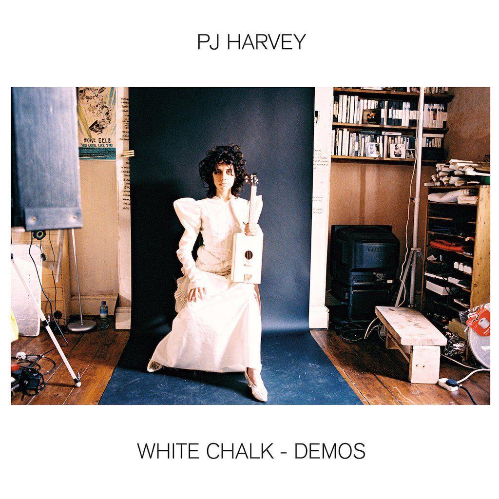 PJ Harvey - White Chalk Demos - LP