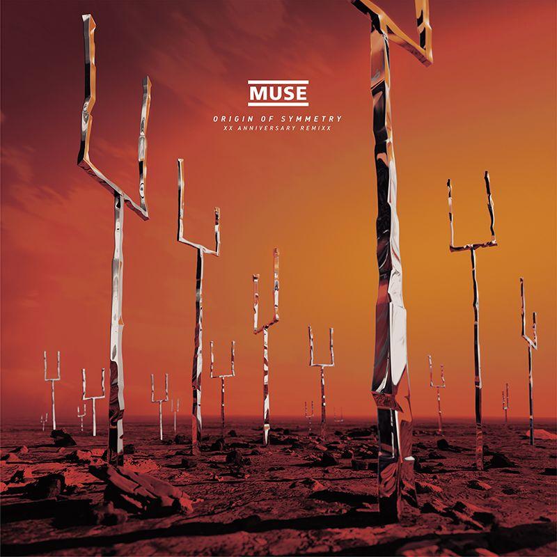 Muse - Origin Of Symmetry: Xx Anniversary Remixx - 2LP