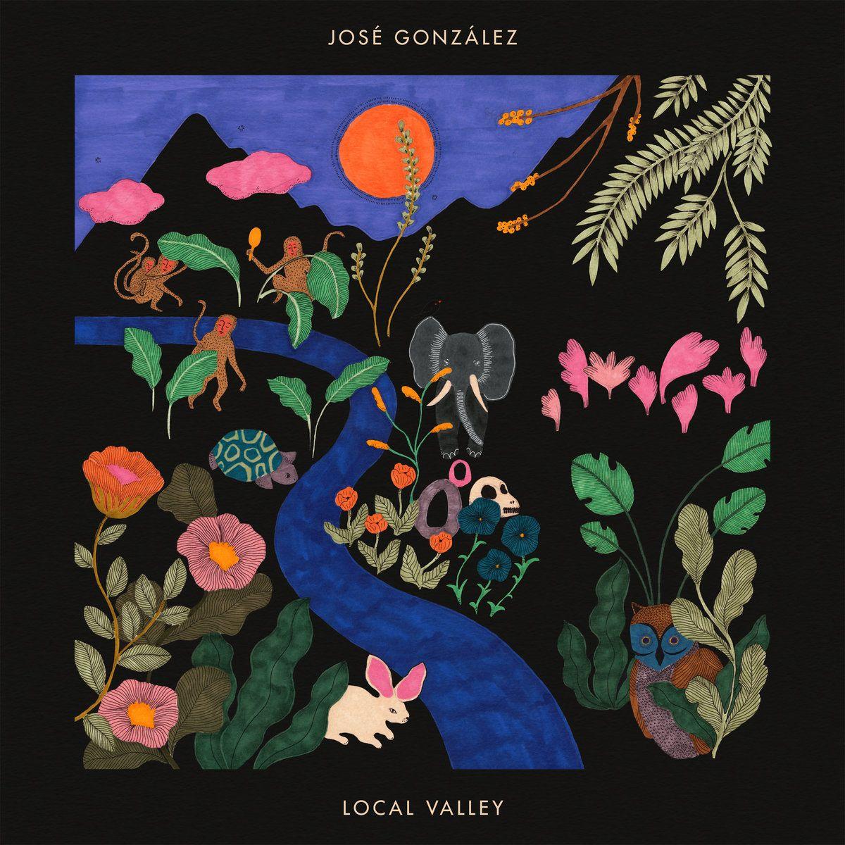 José González - Local Valley - LP