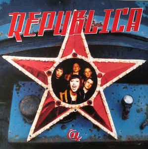 Republica - Republica - LP