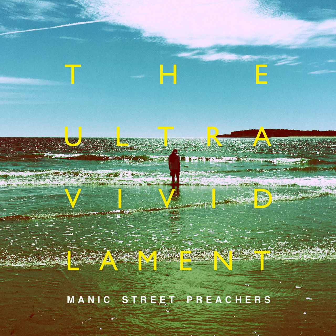 Manic Street Preachers - Ultra Vivid Lament - LP