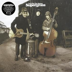 """Supergrass - In It For The Money - LP+12"""""""