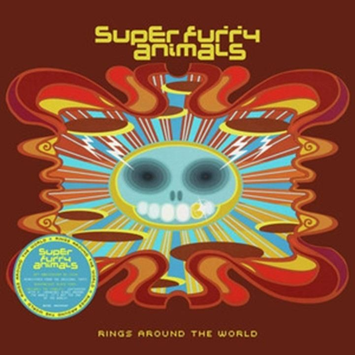 Super Furry Animals - Rings Around The World - 2LP