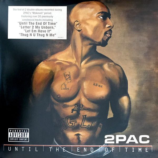2Pac - Until The End Of Time - 4LP