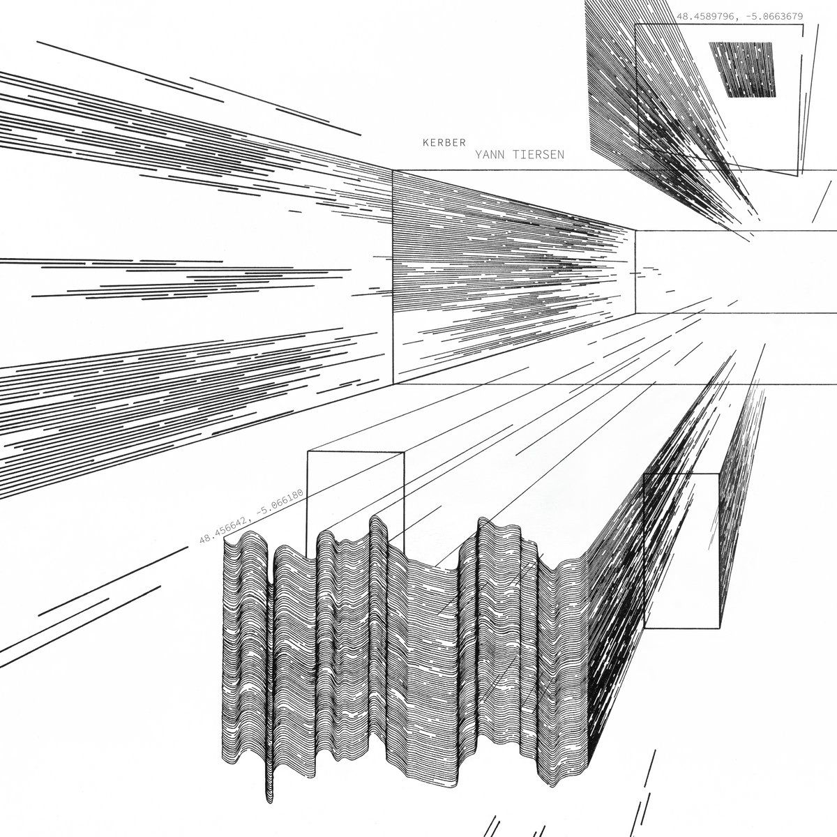 Yann Tiersen - Kerber - 2LP