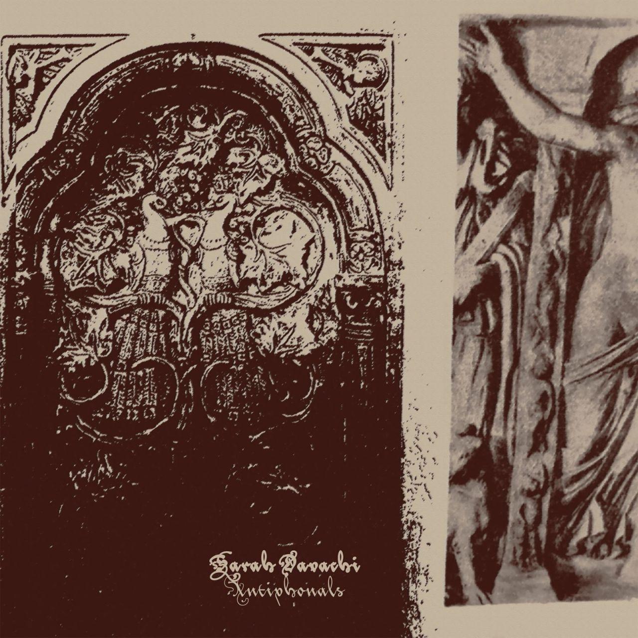 Sarah Davachi - Antiphonals - LP