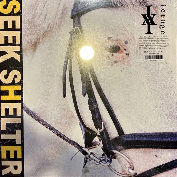 Iceage - Seek Shelter - LP