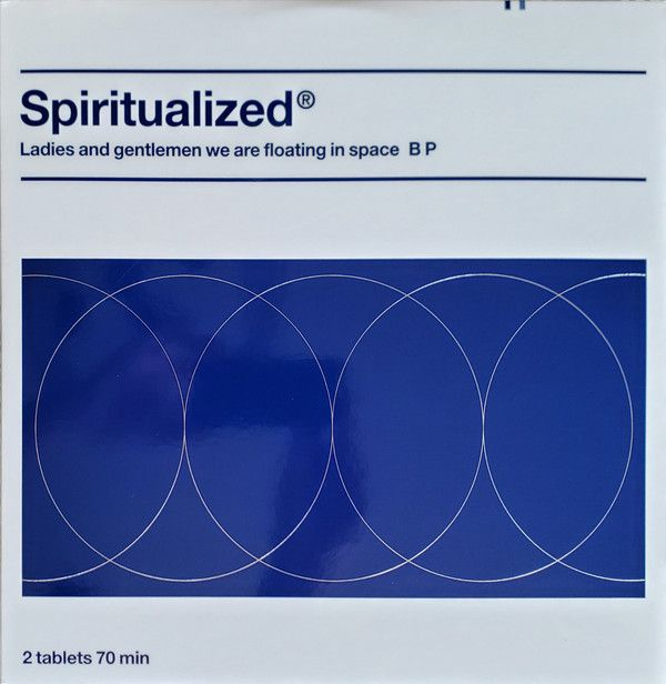 Spiritualized - Ladies And Gentlemen We Are Floating In Space - 2LP