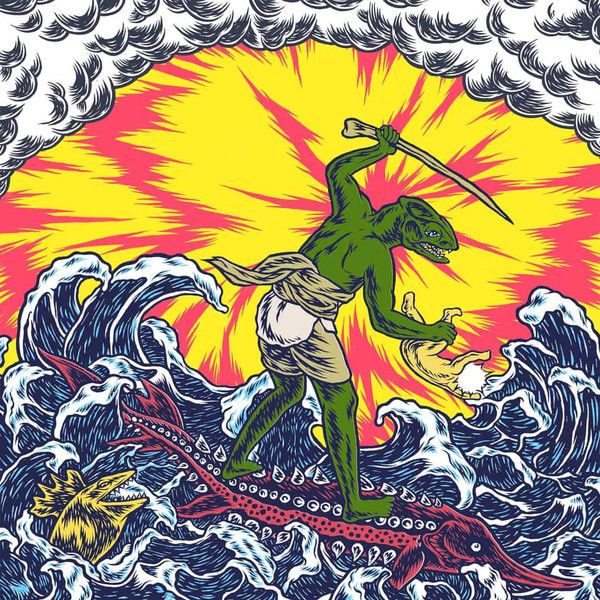 King Gizzard And The Lizard Wizard - Teenage Gizzard - LP
