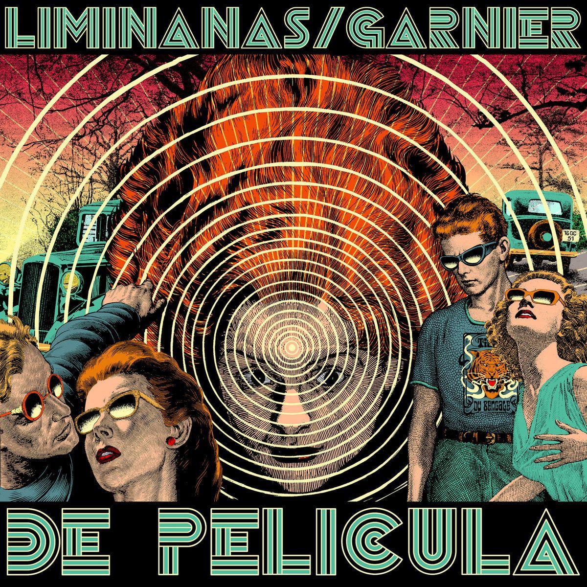 The Liminanas & Laurent Garnier - De Pelicula - 2LP