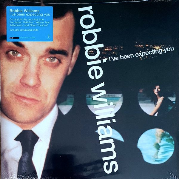 Robbie Williams - I've Been Expecting You - LP