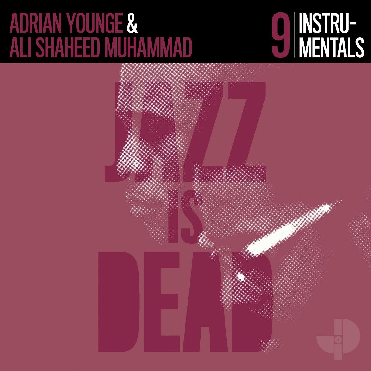 Adrian Younge & Ali Shaheed Muhammad - Instrumentals JID009 - 2LP