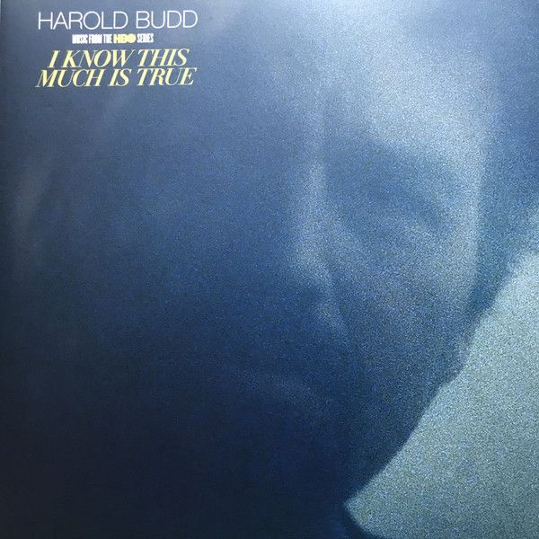 Harold Budd - I Know This Much Is True OST - 2LP