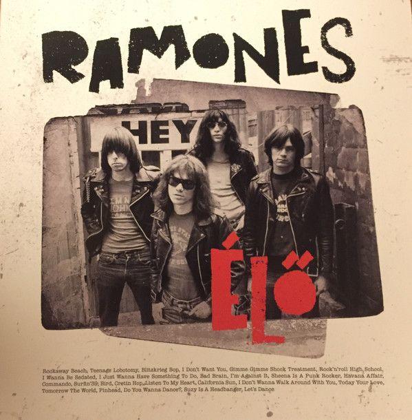 Ramones - Élő - LP